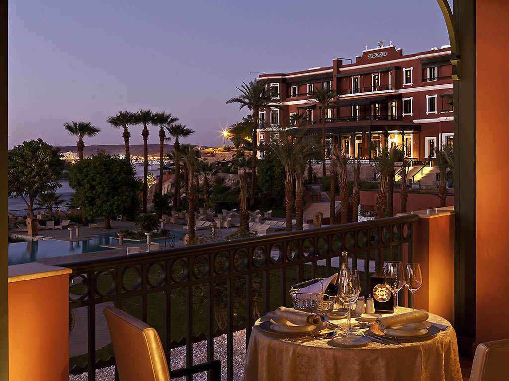 Hotel Sofitel Legend Old Cataract Aswan Cosmopolis