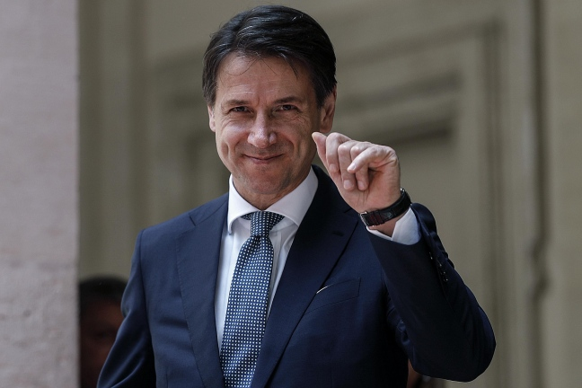 Giuseppe Conte is Italy's new prime minister | Cosmopolis